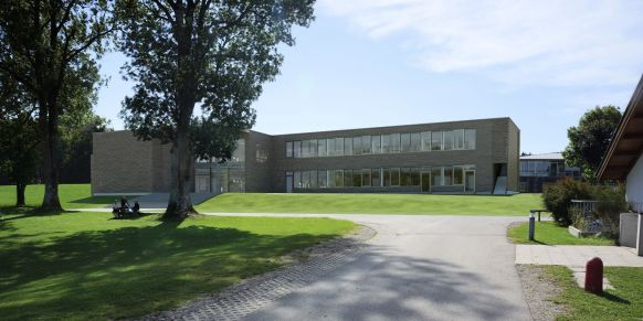 Neubau Munich International School Starnberg